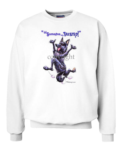 Belgian Sheepdog - Treats - Sweatshirt