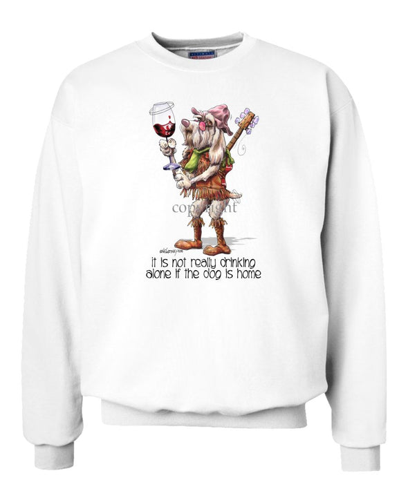 Spinoni - It's Not Drinking Alone - Sweatshirt