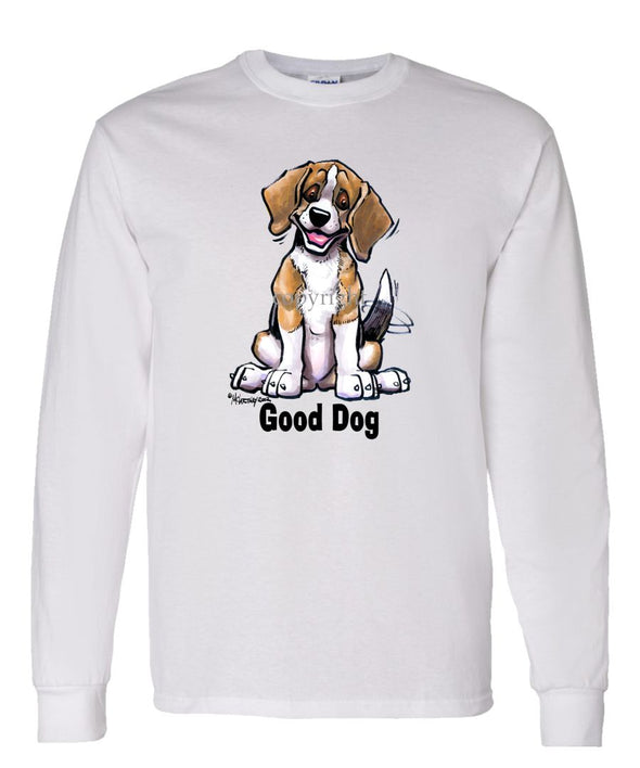 Beagle - Good Dog - Long Sleeve T-Shirt