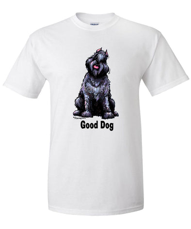 Bouvier Des Flandres - Good Dog - T-Shirt