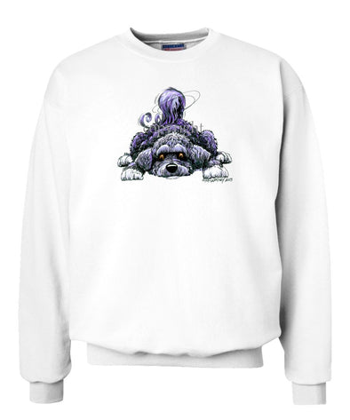 Portuguese Water Dog - Rug Dog - Sweatshirt
