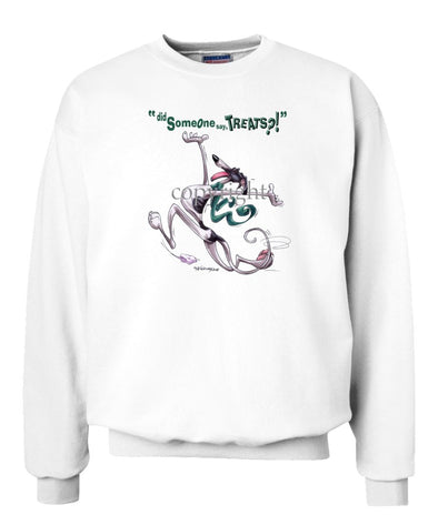Greyhound - Treats - Sweatshirt