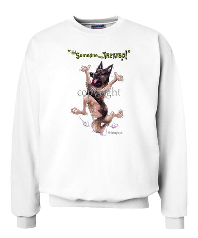 Belgian Tervuren - Treats - Sweatshirt