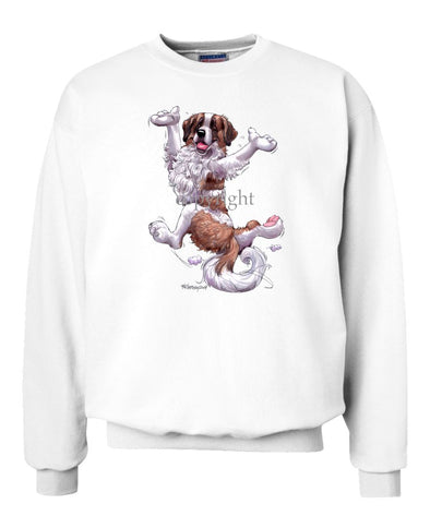 Saint Bernard - Happy Dog - Sweatshirt
