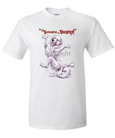 Great Pyrenees - Treats - T-Shirt