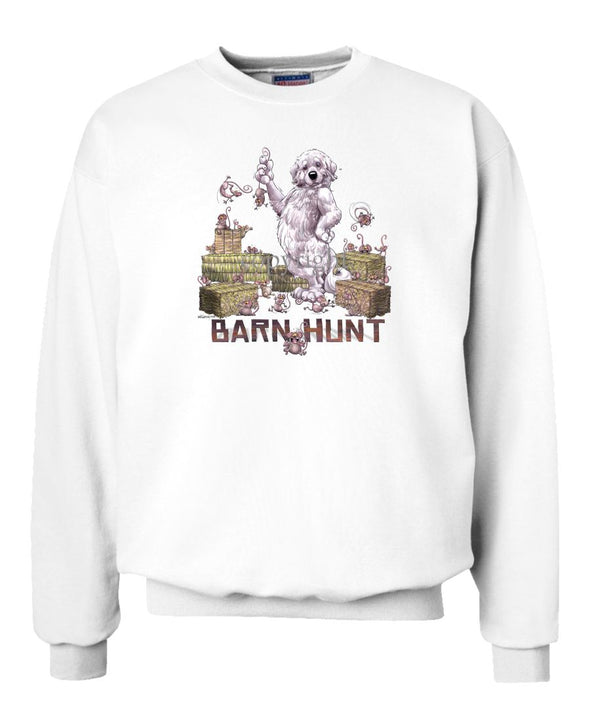 Great Pyrenees - Barnhunt - Sweatshirt