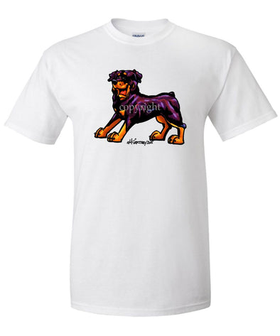 Rottweiler - Cool Dog - T-Shirt