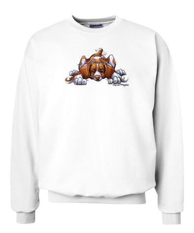 Brittany - Rug Dog - Sweatshirt