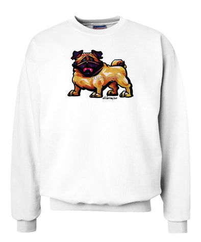 Pug - Cool Dog - Sweatshirt