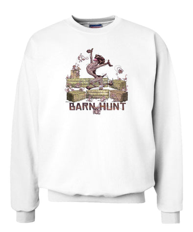 German Shorthaired Pointer - Barnhunt - Sweatshirt