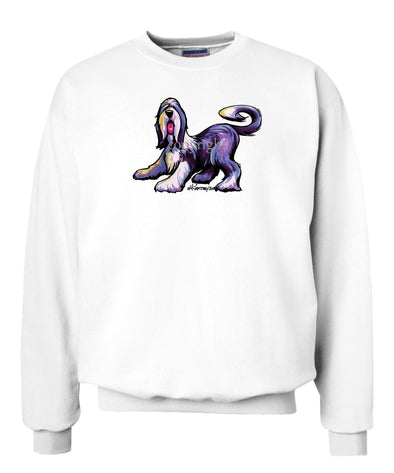 Bearded Collie - Cool Dog - Sweatshirt
