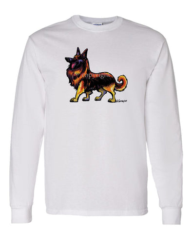 Belgian Tervuren - Cool Dog - Long Sleeve T-Shirt