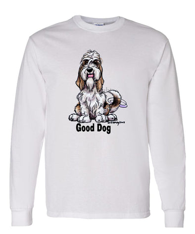Petit Basset Griffon Vendeen - Good Dog - Long Sleeve T-Shirt