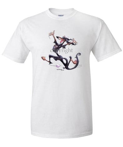 Saluki - Happy Dog - T-Shirt