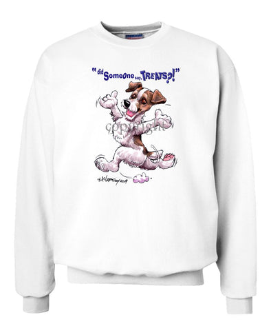 Jack Russell Terrier - Treats - Sweatshirt