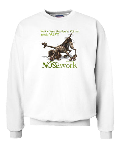 German Shorthaired Pointer - Nosework - Sweatshirt