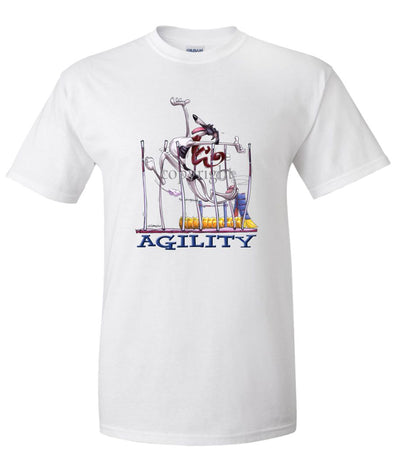 Greyhound - Agility Weave II - T-Shirt