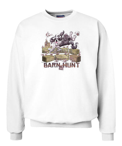 Bearded Collie - Barnhunt - Sweatshirt