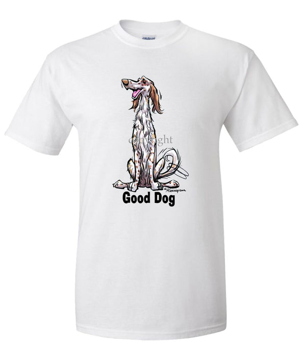 English Setter - Good Dog - T-Shirt