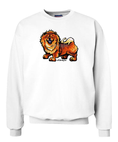 Chow Chow - Cool Dog - Sweatshirt