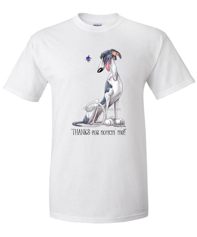 Greyhound - Noticing Me - Mike's Faves - T-Shirt