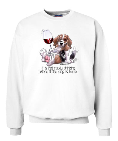 Beagle - It's Not Drinking Alone - Sweatshirt