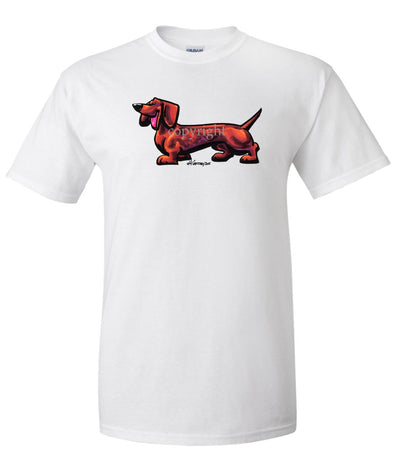 Dachshund - Cool Dog - T-Shirt