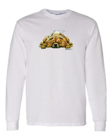 Chow Chow - Rug Dog - Long Sleeve T-Shirt