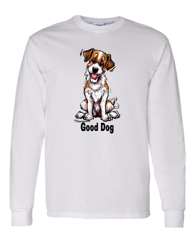 Jack Russell Terrier - Good Dog - Long Sleeve T-Shirt