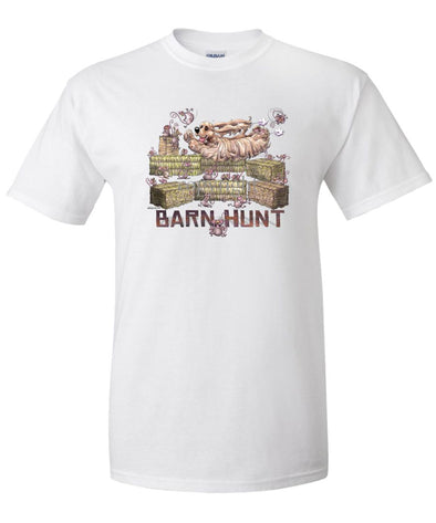 Cocker Spaniel - Barnhunt - T-Shirt