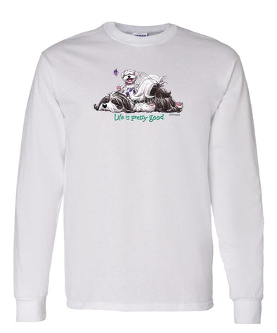 Havanese - Life Is Pretty Good - Long Sleeve T-Shirt