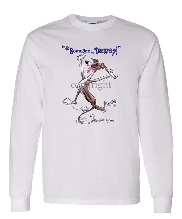 Italian Greyhound - Treats - Long Sleeve T-Shirt