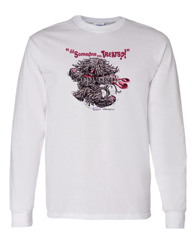 Puli - Treats - Long Sleeve T-Shirt