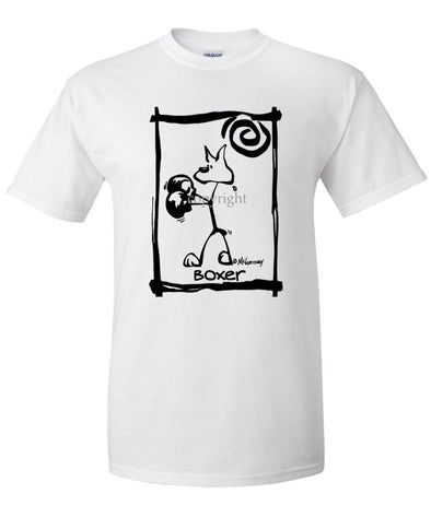 Boxer - Cavern Canine - T-Shirt