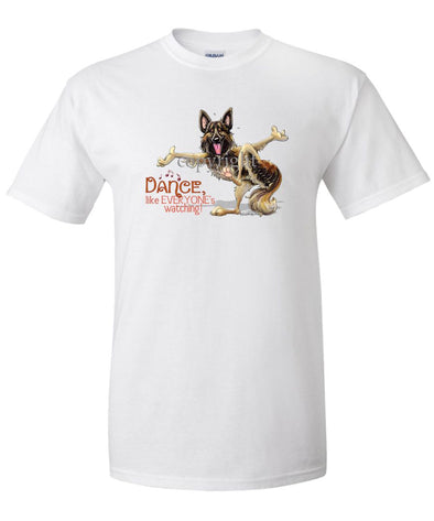Belgian Tervuren - Dance Like Everyones Watching - T-Shirt