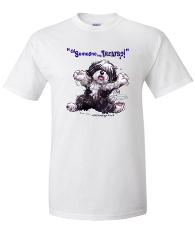 Havanese - Treats - T-Shirt