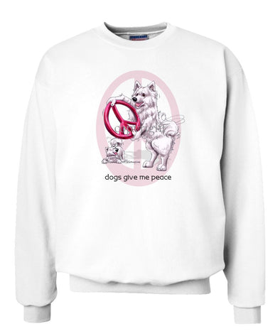 Samoyed - Peace Dogs - Sweatshirt