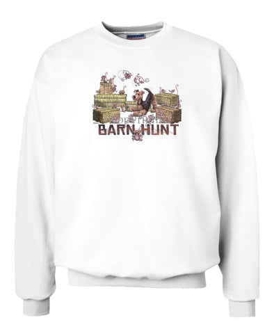 Welsh Terrier - Barnhunt - Sweatshirt