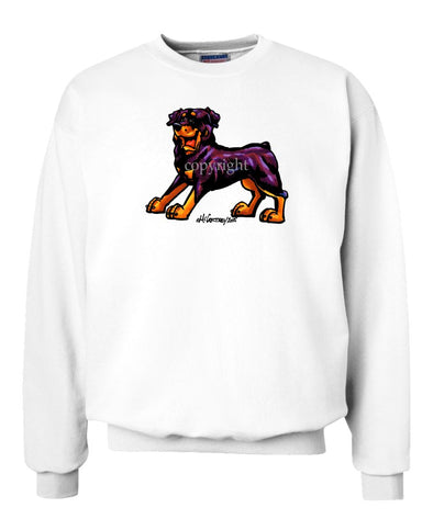 Rottweiler - Cool Dog - Sweatshirt