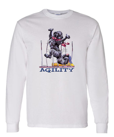 Newfoundland - Agility Weave II - Long Sleeve T-Shirt
