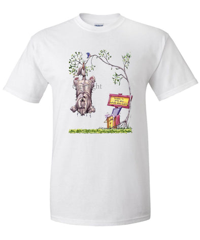 Lhasa Apso - Air Dry - Mike's Faves - T-Shirt