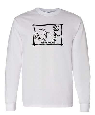 Otterhound - Cavern Canine - Long Sleeve T-Shirt