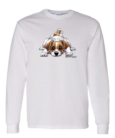 Parson Russell Terrier - Rug Dog - Long Sleeve T-Shirt