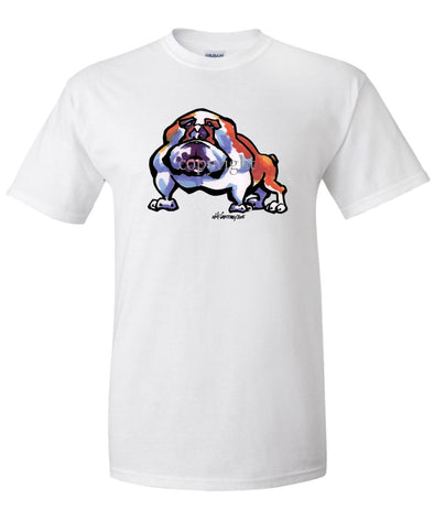 Bulldog - Cool Dog - T-Shirt