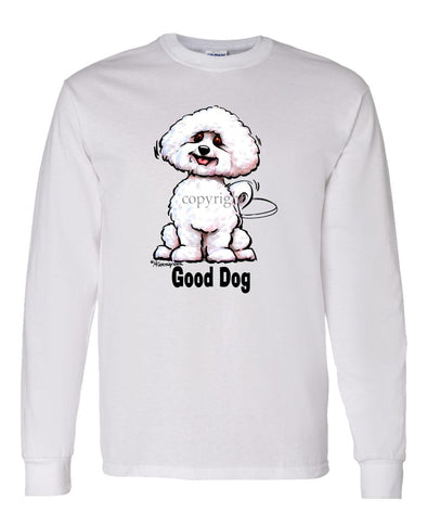 Bichon Frise - Good Dog - Long Sleeve T-Shirt