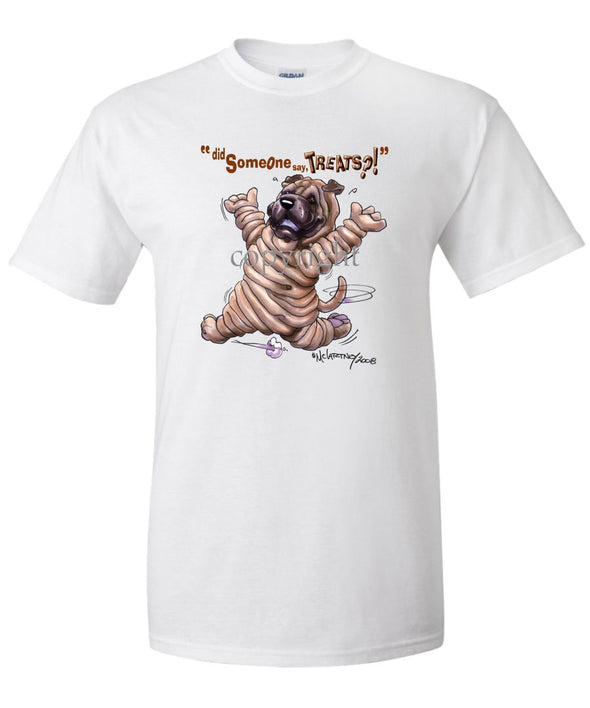 Shar Pei - Treats - T-Shirt