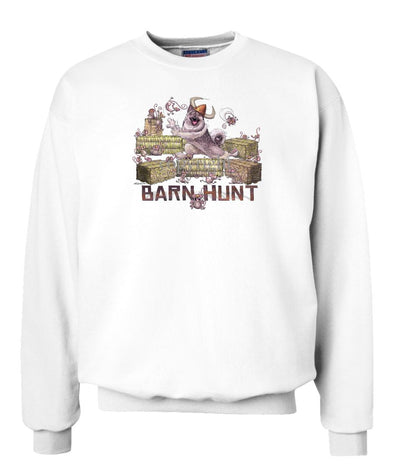 Norwegian Elkhound - Barnhunt - Sweatshirt
