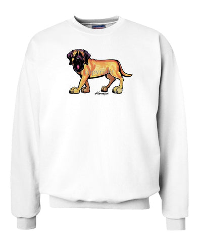 Mastiff - Cool Dog - Sweatshirt
