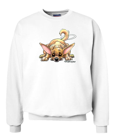 Chihuahua  Smooth - Rug Dog - Sweatshirt