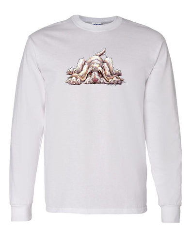 Spinoni - Rug Dog - Long Sleeve T-Shirt